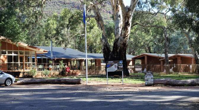 Poddy Dodger's- Wilpena Pound Resort – Flinders Ranges