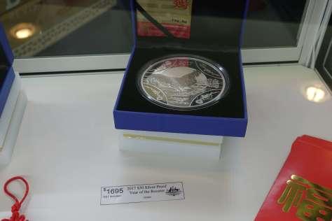 Canberra Mint