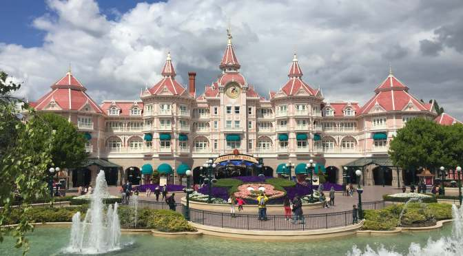 Do you want to go to Disneyland Paris?
