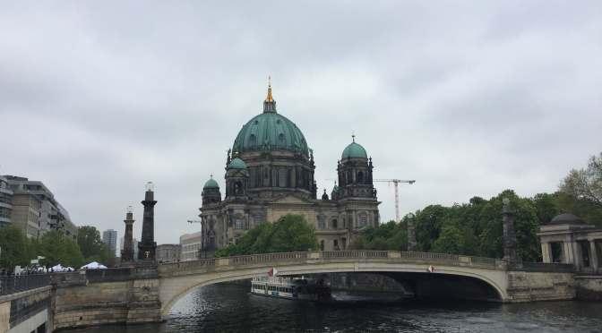 Urban Adventure's Storyline of Berlin