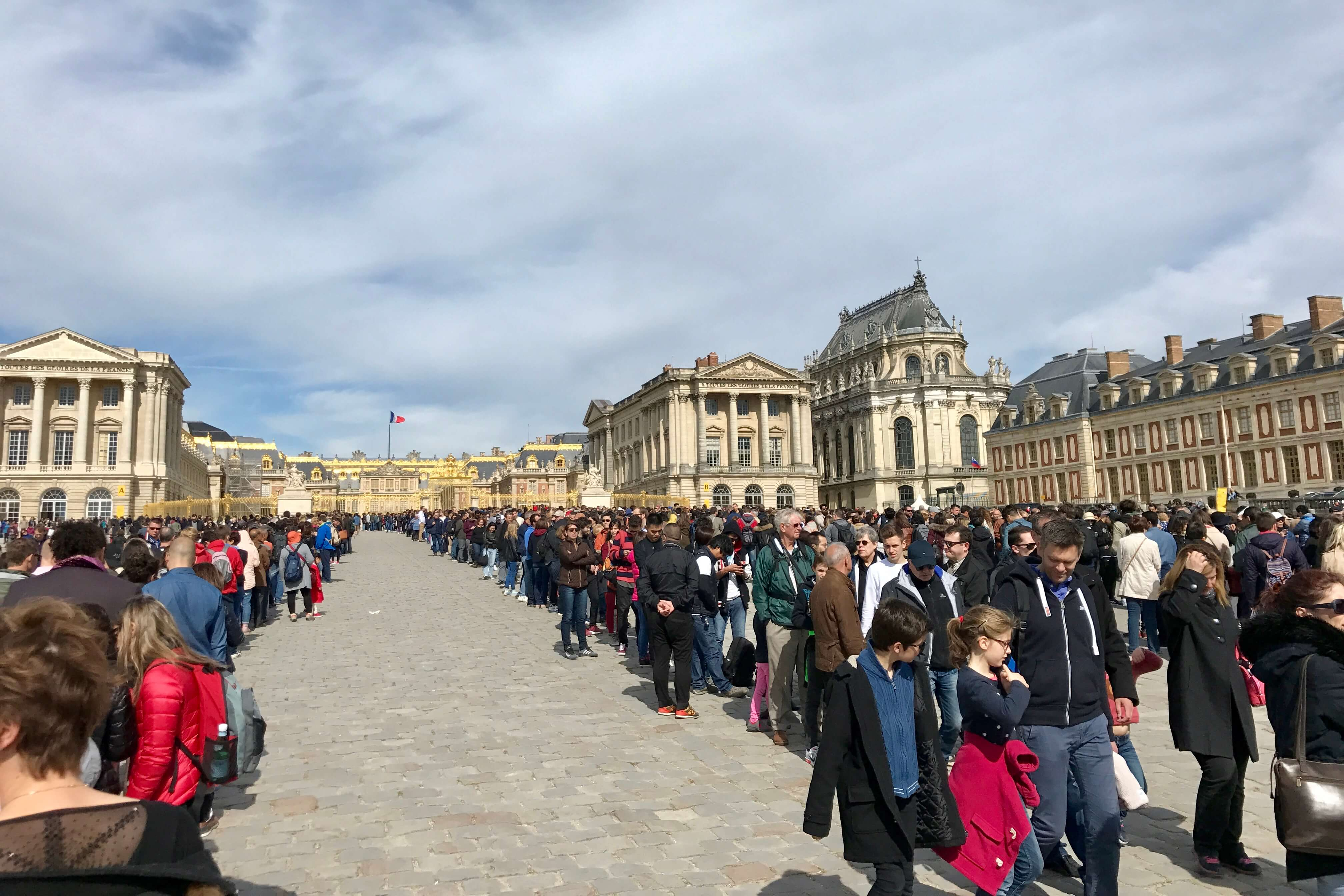 Rooms: French Royalty And The Palace Of Versailles