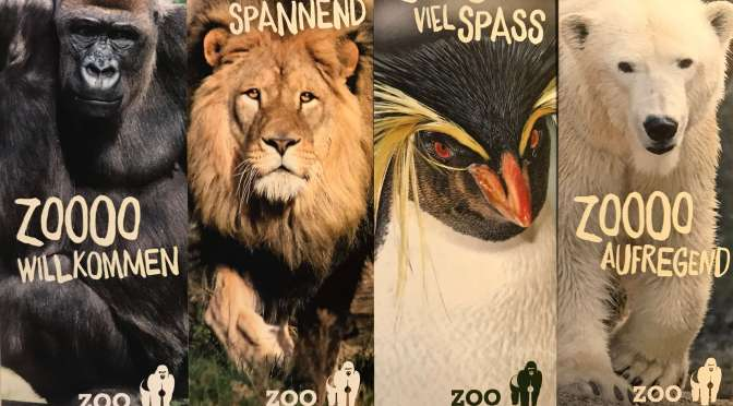Animals and Aquariums – The Berlin Zoo and Aquarium