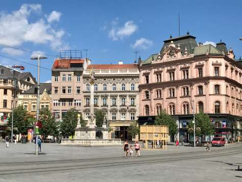 The Prominent Restaurant, Brno