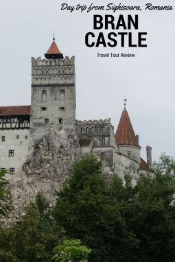 Do a day trip from Sighisoara with Emanuel, YourguideinTransylvania to visit Bran Castle the home of Bram Stoker's Dracula