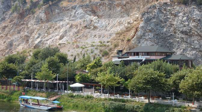 Peaceful Shkoder and the Hotel Vataksi