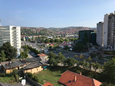 Where to stay in Sarajevo?