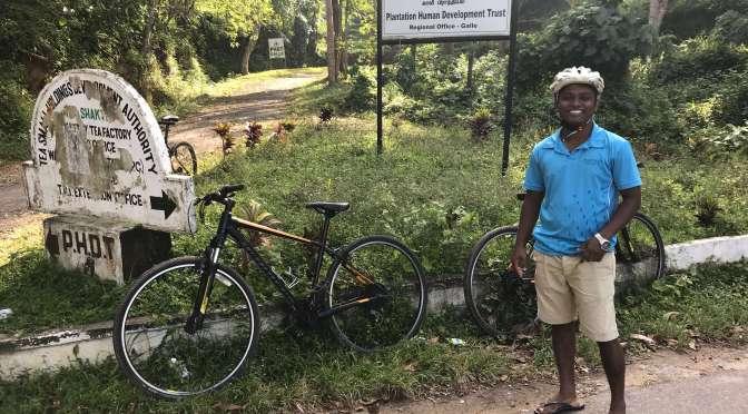 Bicycle Tours of Sri Lanka – Galle