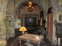 Hollywood Tower of Terror Inside