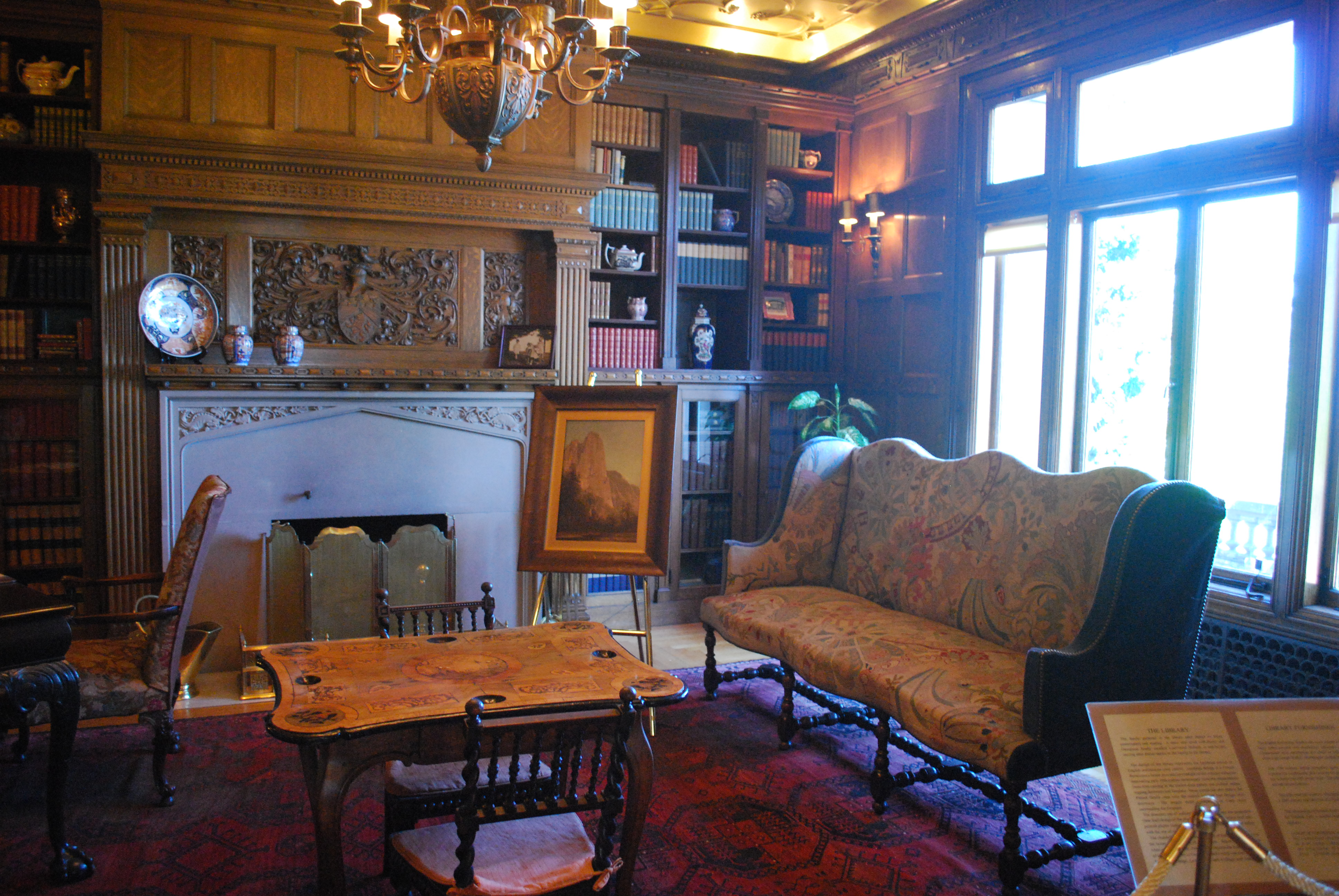 Inside Pittock Mansion Our Year In Portland