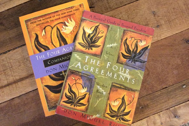 Books to Read for Motivation The Four Agreements Don Miguel Ruiz A Practical Guide to Personal Freedom