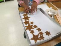 Guess what? You can make gingerbread cookies with nutritious whole grain flour!