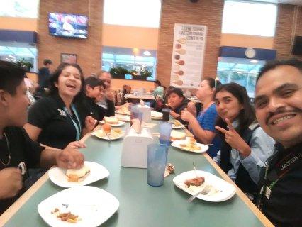 Eating at UCR. Yum!