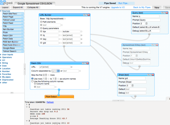 Fragments: Glueing Different Data Sources Together With Google ...