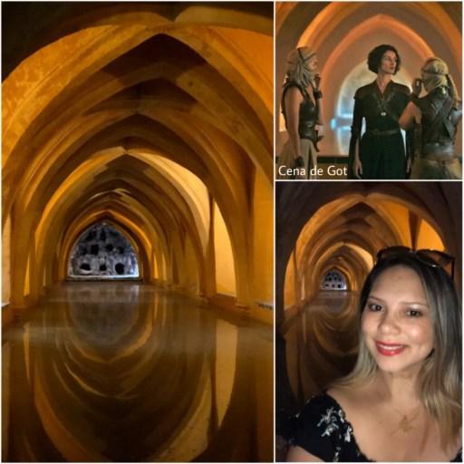 Baños de Doña María do Real Alcázar de Sevilla