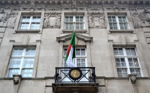 Algerian Embassy in London