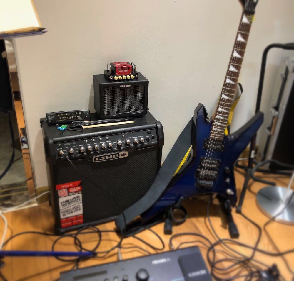 コスパ最強のアンプ、HOTONE 「NANO LEGACY Amplifier」 +「 NANO LEGACY Cabinet」