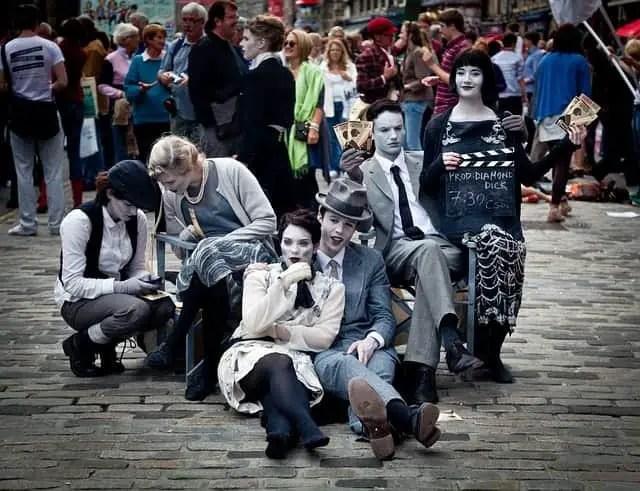 Edinburgh Fringe Performers