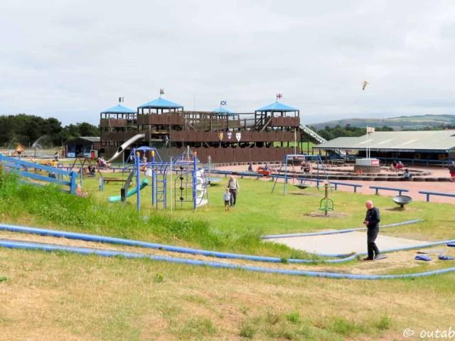 East Links Family Park in East Lothian