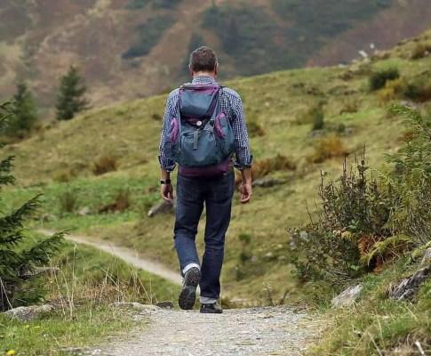 Scotland Hiker