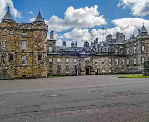 Holyrood Palace