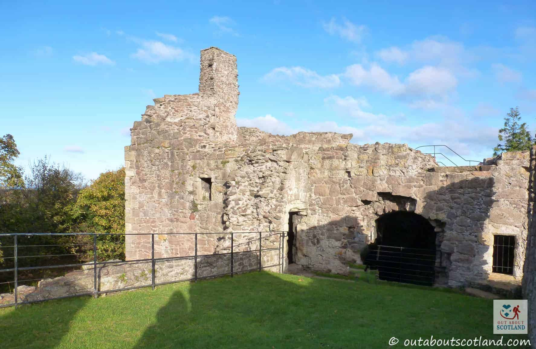Dirleton Castle (14 of 16)
