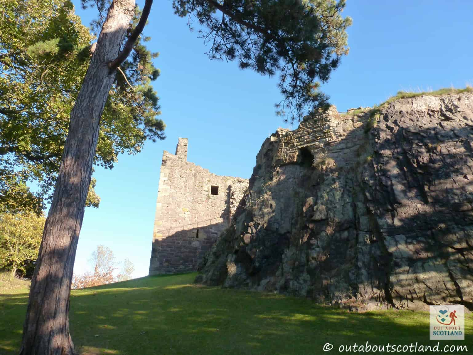 Dirleton Castle (16 of 16)
