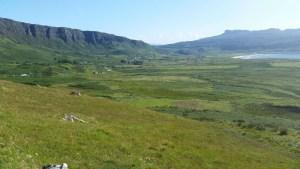 Isle of Eigg landscape