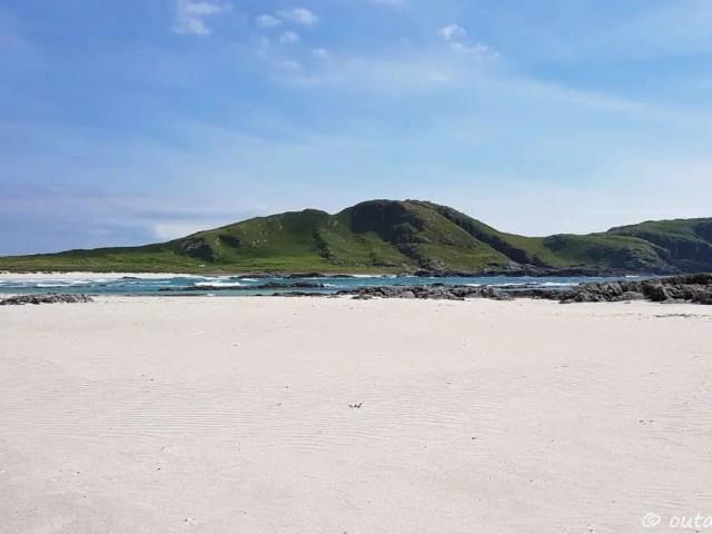 Isle of Tiree Beach