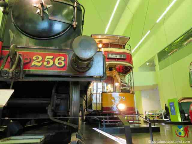 The Riverside Museum of Transport