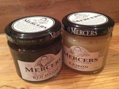 The Mercers of Yorkshire preserves