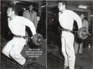 steve reeves hack squat