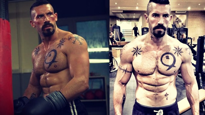 the best yuri boyka workout AND WORKOUT
