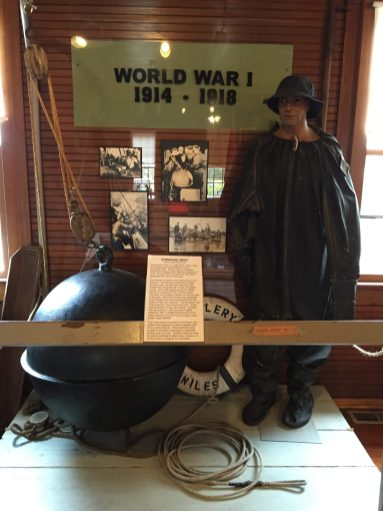 War museum at Fort Stevens