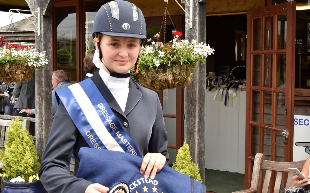 Southern finalists win places not prizes on first two days of Hickstead Masters
