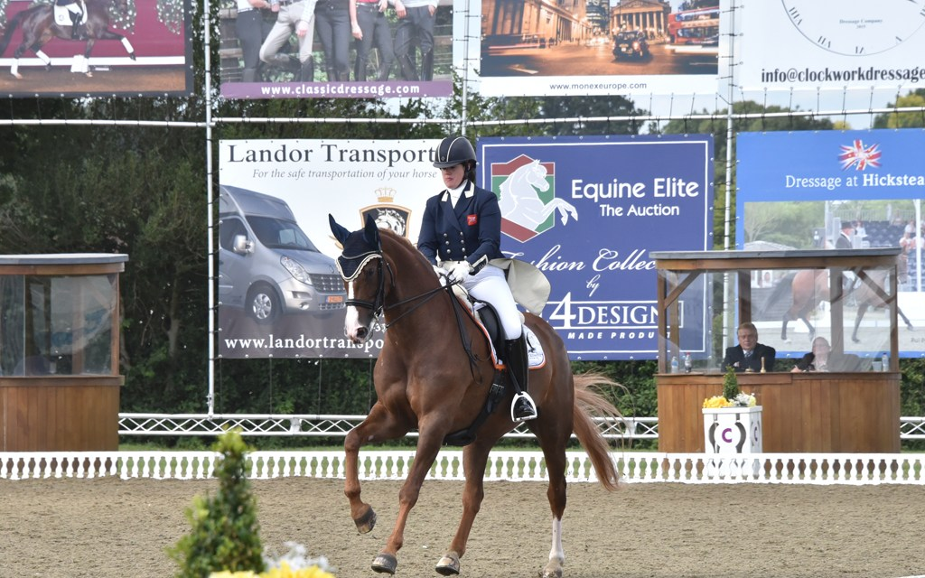 Riders lay down hard cash in support of Hickstead