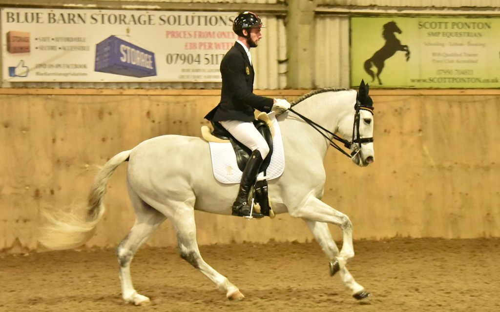 Dressage results: Blue Barn, Kent, 25 July