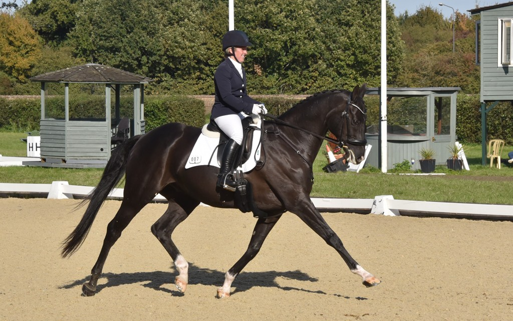 Dressage results: Merrist Wood, Surrey, 3 November