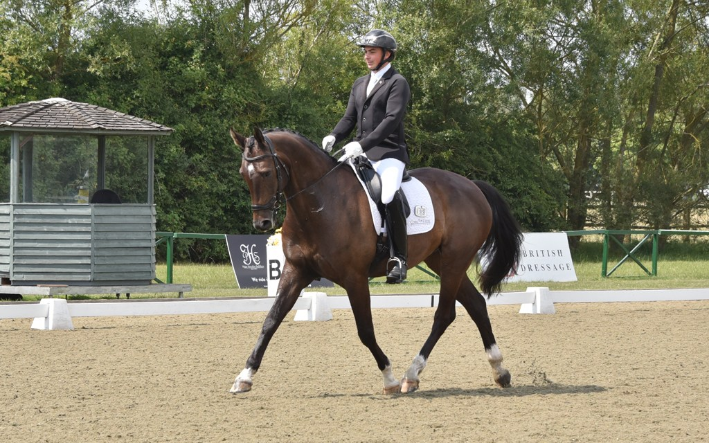 Dressage results: Saddlesdane, Kent, 4 November