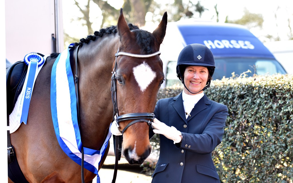 Dressage results: Merrist Wood, Surrey, Winter Regional Championships — 23 February