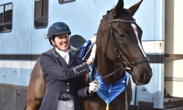 Dressage results: Merrist Wood, Surrey, Winter Regional Championships, 19 February