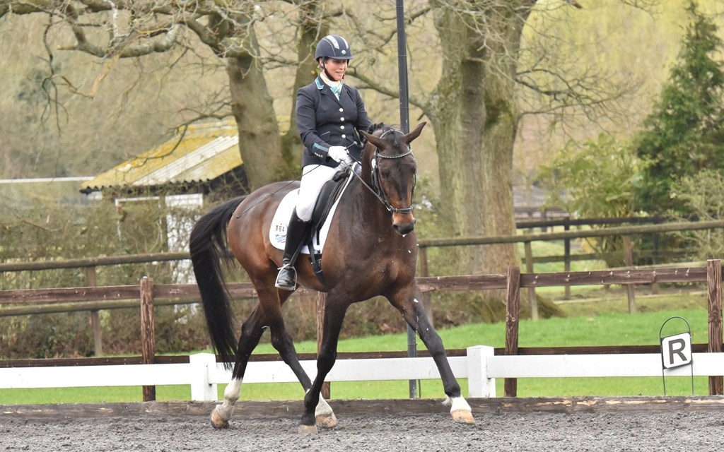 Dressage results: Oldencraig, Surrey, 22 March