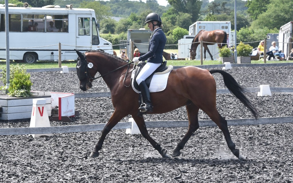 Dressage results: Petley Wood, East Sussex, 27 March