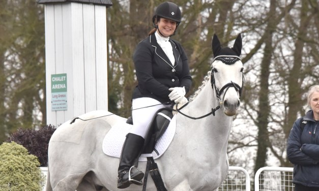 Dressage results: Pachesham, Surrey, 2 March