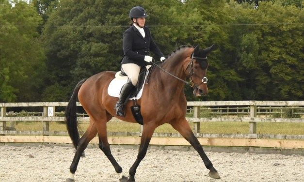 Dressage results: Petley Wood, East Sussex, 9 June 2019