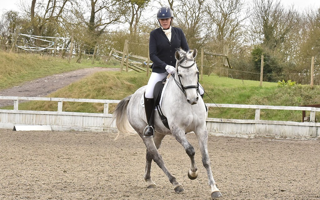Dressage results: Cobham Manor, Kent, 9 March 2020