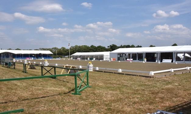 Southern venues plan for safe distance summer affiliated dressage