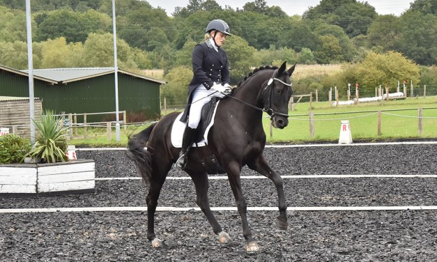 Working riders battle through challenges for advanced success