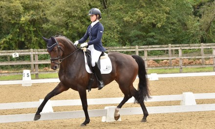 Dressage results: Wellington, Hants, 26-27 September 2020