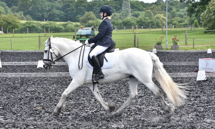 Dressage results: Merrist Wood, Surrey, 24 October 2020