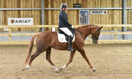Kent dressage riders saddle up for a brighter future